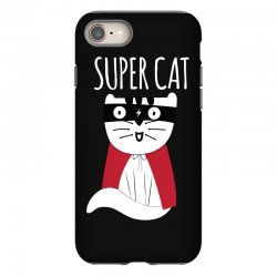 Super Cat iPhone 8 Case | Artistshot