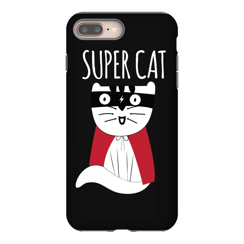 Super Cat Iphone 8 Plus Case | Artistshot