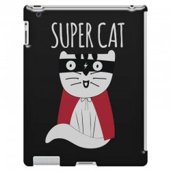 Super Cat iPad 3 and 4 Case | Artistshot