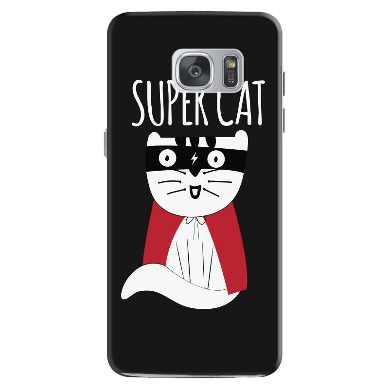 Super Cat Samsung Galaxy S7 Case | Artistshot