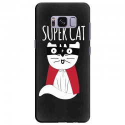 Super Cat Samsung Galaxy S8 Plus Case | Artistshot