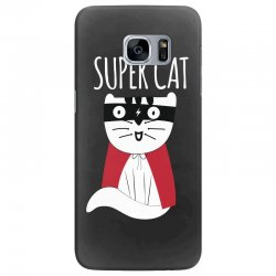Super Cat Samsung Galaxy S7 Edge Case | Artistshot