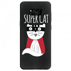 Super Cat Samsung Galaxy S8 Case | Artistshot