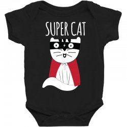 Super Cat Baby Bodysuit | Artistshot