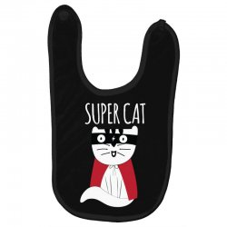 Super Cat Baby Bibs | Artistshot