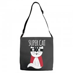 Super Cat Adjustable Strap Totes | Artistshot