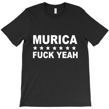 Murica T-shirt Designed By Megaagustina