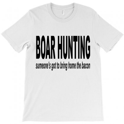 Boar Hunting Tex T-shirt Designed By Blackacturus