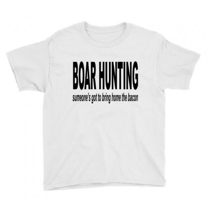Boar Hunting Tex Youth Tee Designed By Blackacturus