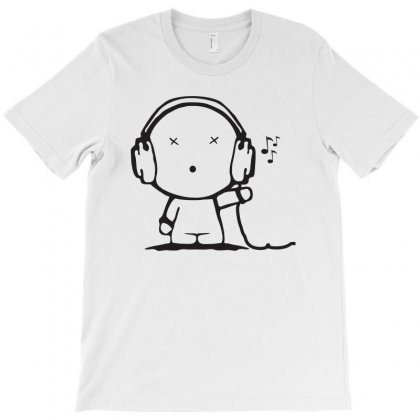 Little Big Planet-music Men T-shirt Designed By Bigdlab
