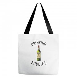 Drinking Buddies Milk and Jameson Whiskey Tote Bags | Artistshot
