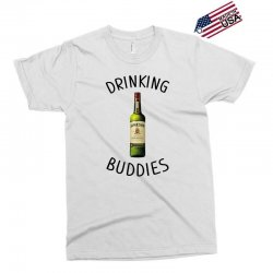 Drinking Buddies Milk and Jameson Whiskey Exclusive T-shirt | Artistshot