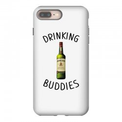 Drinking Buddies Milk and Jameson Whiskey iPhone 8 Plus Case | Artistshot