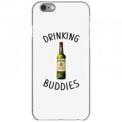 Drinking Buddies Milk and Jameson Whiskey iPhone 6/6s Case | Artistshot