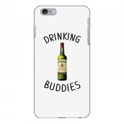 Drinking Buddies Milk and Jameson Whiskey iPhone 6 Plus/6s Plus Case | Artistshot