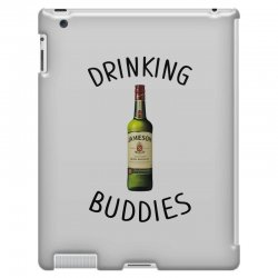 Drinking Buddies Milk and Jameson Whiskey iPad 3 and 4 Case | Artistshot