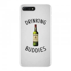 Drinking Buddies Milk and Jameson Whiskey iPhone 7 Plus Case | Artistshot