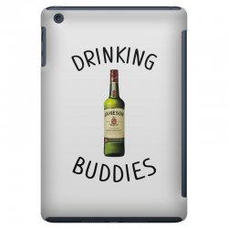 Drinking Buddies Milk and Jameson Whiskey iPad Mini Case | Artistshot