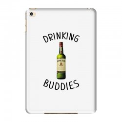 Drinking Buddies Milk and Jameson Whiskey iPad Mini 4 Case | Artistshot