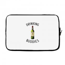 Drinking Buddies Milk and Jameson Whiskey Laptop sleeve | Artistshot