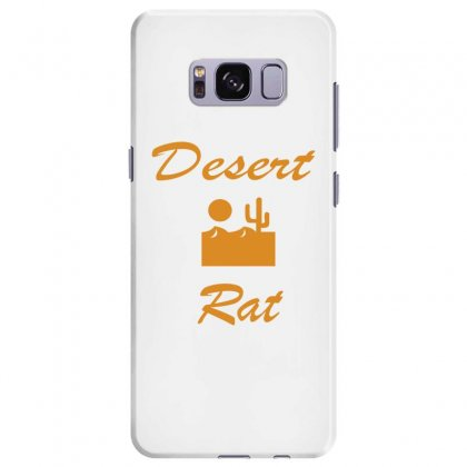 Desert Rat Samsung Galaxy S8 Plus Case Designed By Blackacturus