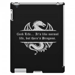 geek life iPad 3 and 4 Case | Artistshot
