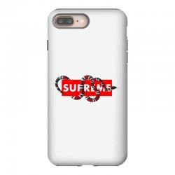 Supreme Hypebeast with Snake iPhone 8 Plus Case | Artistshot