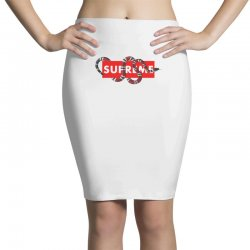 Supreme Hypebeast with Snake Pencil Skirts | Artistshot