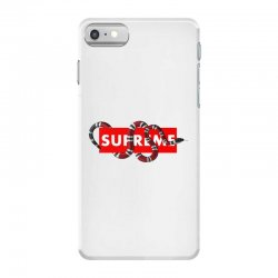 Supreme Hypebeast with Snake iPhone 7 Case | Artistshot