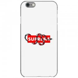 Supreme Hypebeast with Snake iPhone 6/6s Case | Artistshot