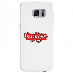 Supreme Hypebeast with Snake Samsung Galaxy S7 Edge Case | Artistshot