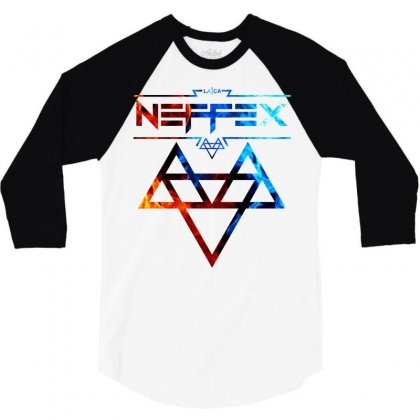 Neffex 3/4 Sleeve Shirt Designed By Brave.dsgn