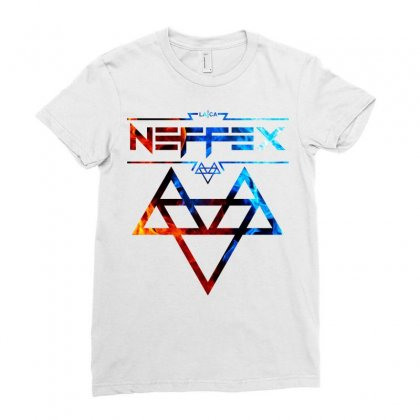 Neffex Ladies Fitted T-shirt Designed By Brave.dsgn
