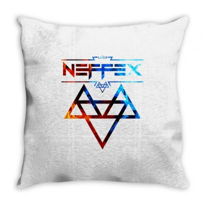 Neffex Throw Pillow Designed By Brave.dsgn