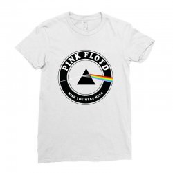 Pink Floyd Wish You Were Here Ladies Fitted T-Shirt | Artistshot