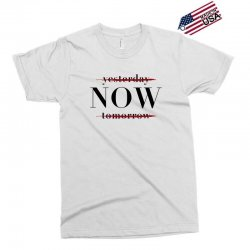 Yesterday Now Tomorrow Exclusive T-shirt | Artistshot