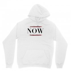 Yesterday Now Tomorrow Unisex Hoodie | Artistshot