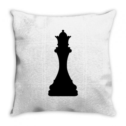 Chess Queen Family Matching Throw Pillow Designed By Ofutlu
