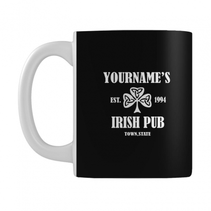 Irish Pub Mug Designed By Blackacturus