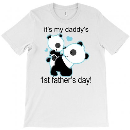 It's My Daddy's T-shirt Designed By Blackacturus