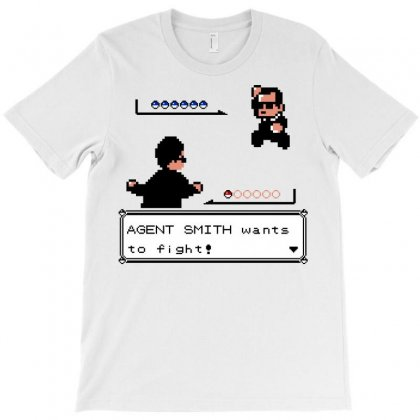 Agent Fighter T-shirt Designed By Karlangas