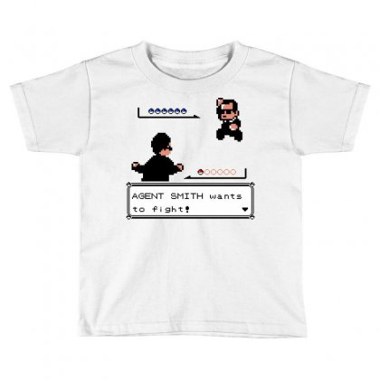Agent Fighter Toddler T-shirt Designed By Karlangas