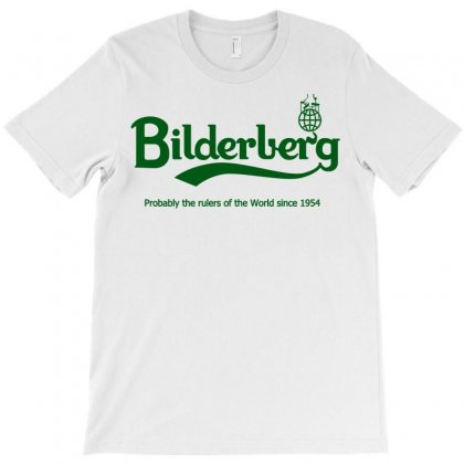 Bilderberg T-shirt Designed By Karlangas