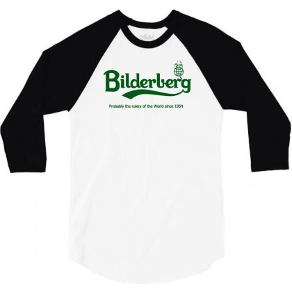 Bilderberg 3/4 Sleeve Shirt Designed By Karlangas