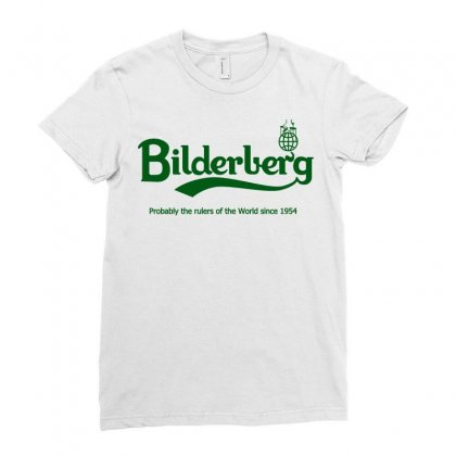 Bilderberg Ladies Fitted T-shirt Designed By Karlangas