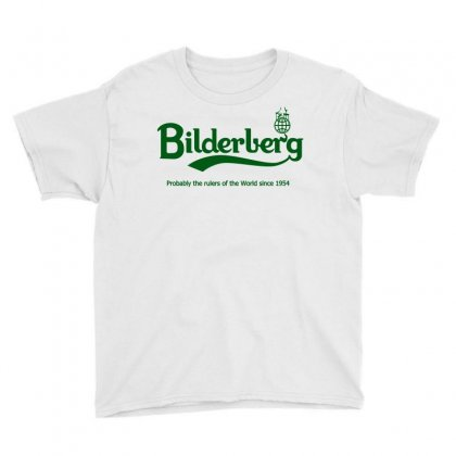 Bilderberg Youth Tee Designed By Karlangas