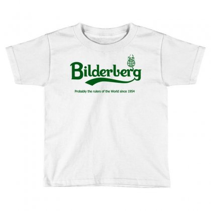 Bilderberg Toddler T-shirt Designed By Karlangas