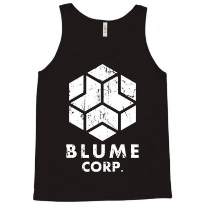 Blume Corp Tank Top Designed By Karlangas