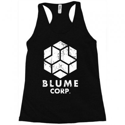 Blume Corp Racerback Tank Designed By Karlangas