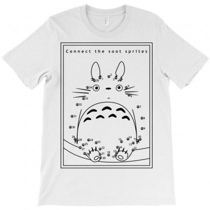 Connect The Dots T-shirt Designed By Karlangas